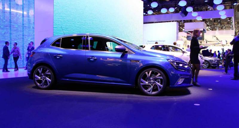 Renault Mégane IV (Salon de Francfort) : la nouvelle Mégane en vidéo