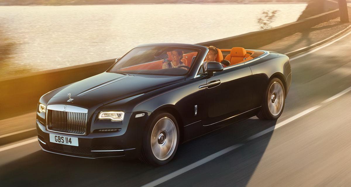 Rolls-Royce Dawn : les promesses de l'aube