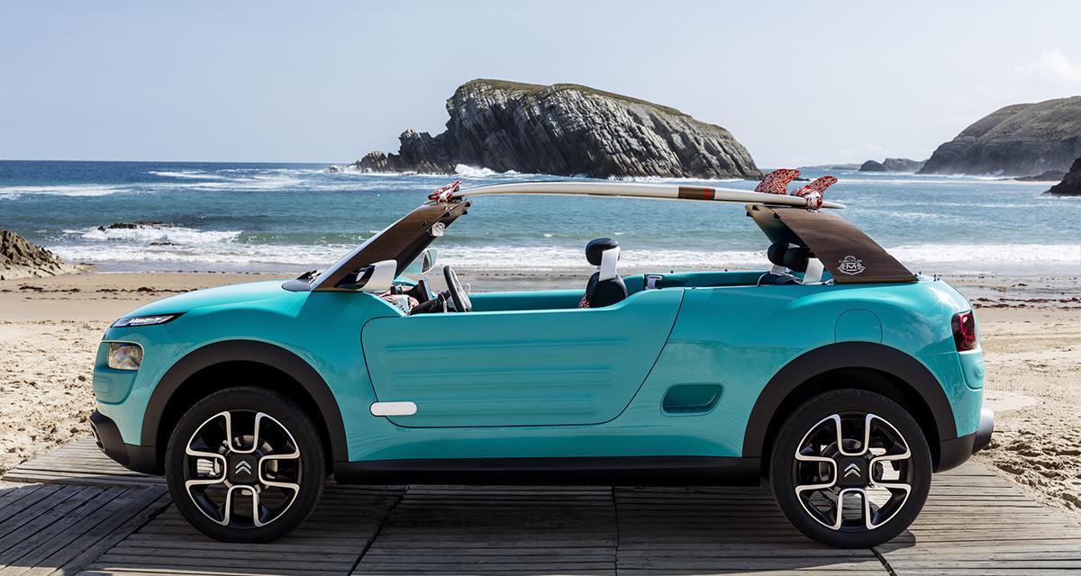 Vidéo : le nouveau concept Citroën Cactus M