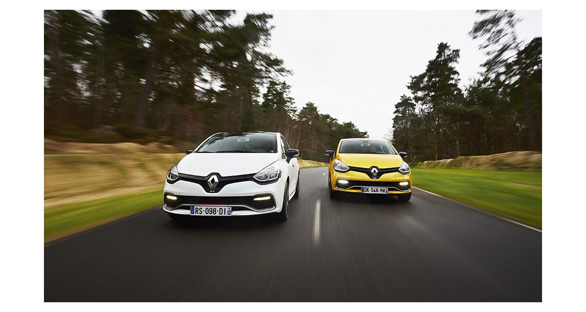 Renault Clio R.S. Trophy : la vidéo et les photos officielles