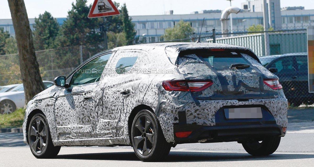 Nouvelle Renault Mégane : elle sera bien à Francfort