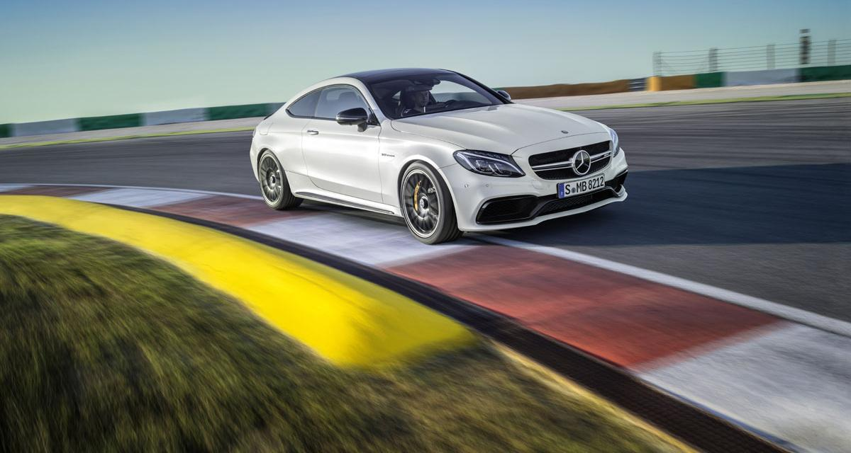 Mercedes Classe C Coupé : et maintenant, la version AMG
