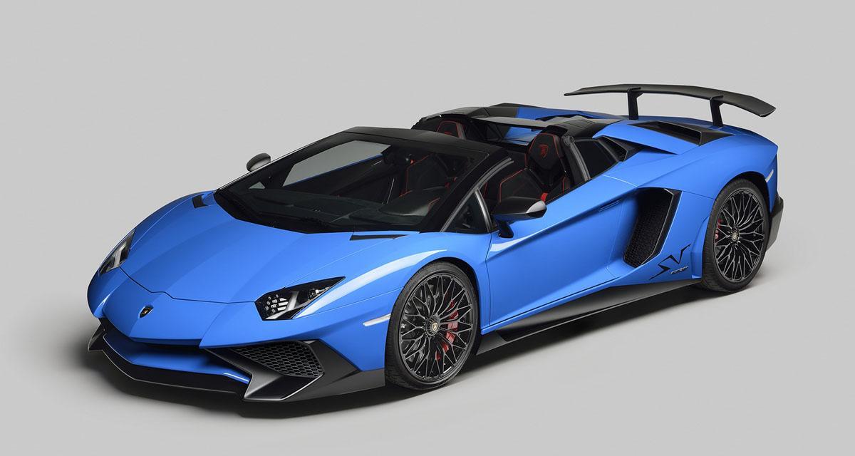 Lamborghini Aventador SV Roadster : vous avez dit bestial ?