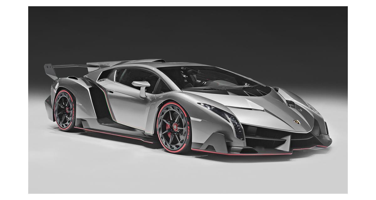 Lamborghini HyperVeloce : une supercar exclusive pour Pebble Beach