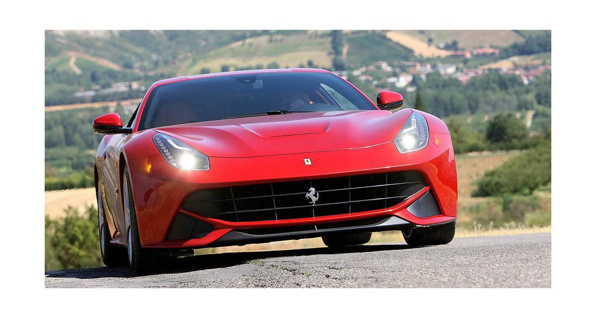 Ferrari F12 : une version Speciale pour Francfort ?
