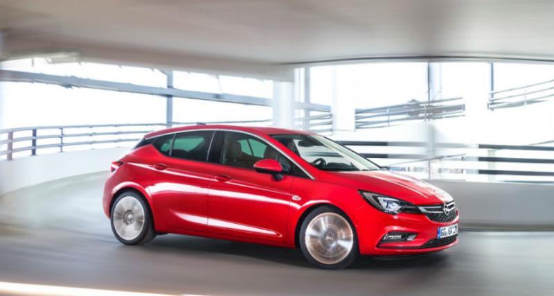 Nouvelle Opel Astra: premier contact, les tarifs en détail