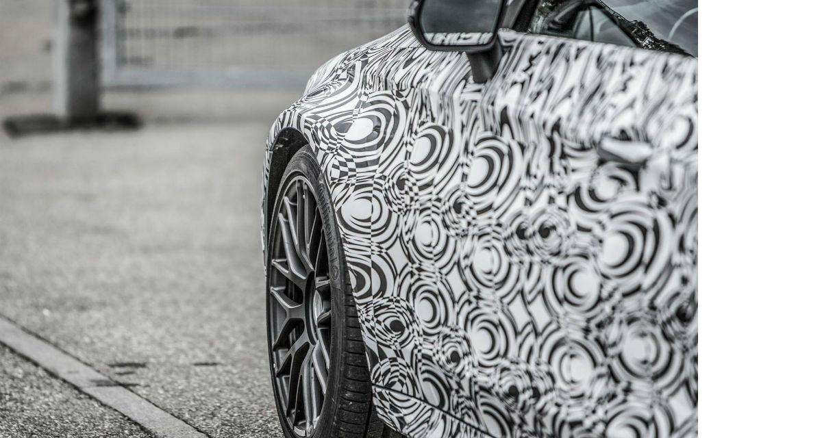 Vidéo : Mercedes-AMG C 63 Coupé, l'effeuillage continue