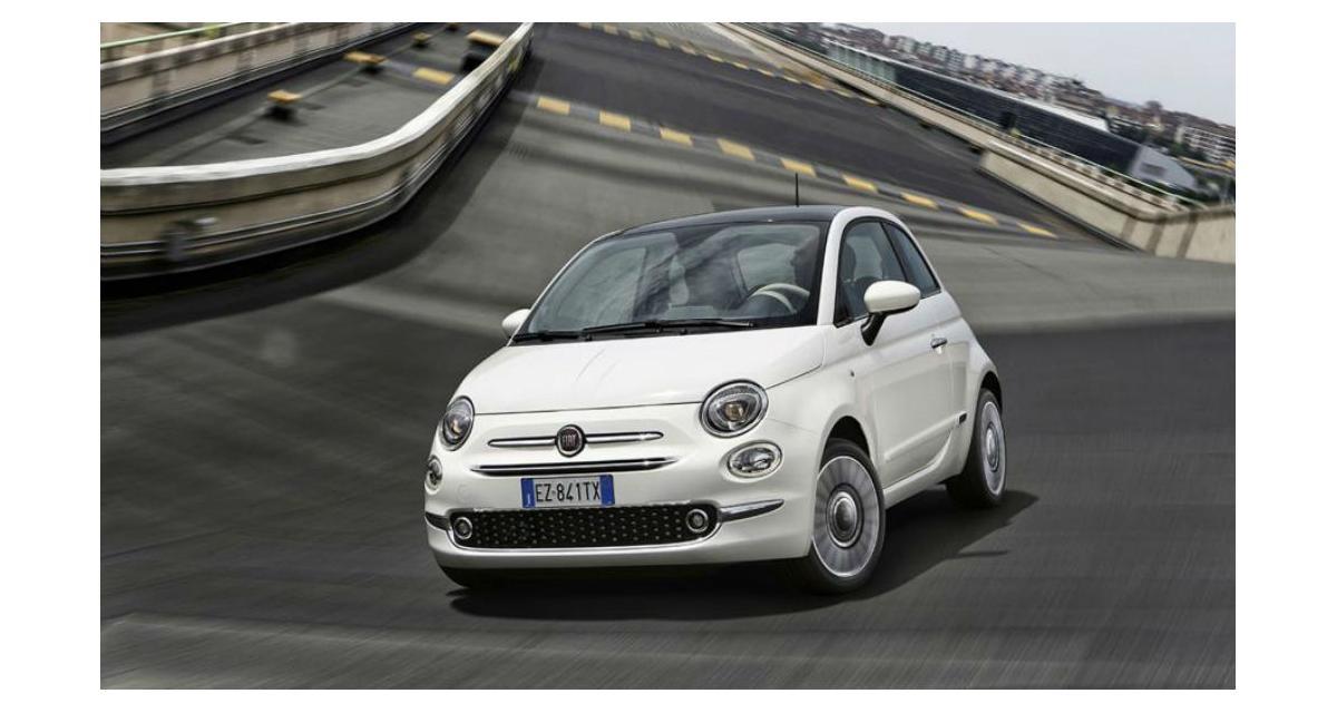 Nouvelle Fiat 500 : les prix de toutes les versions
