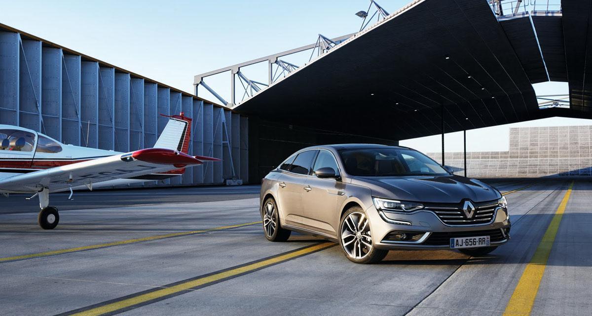 Renault Talisman : toutes les infos, toutes les photos