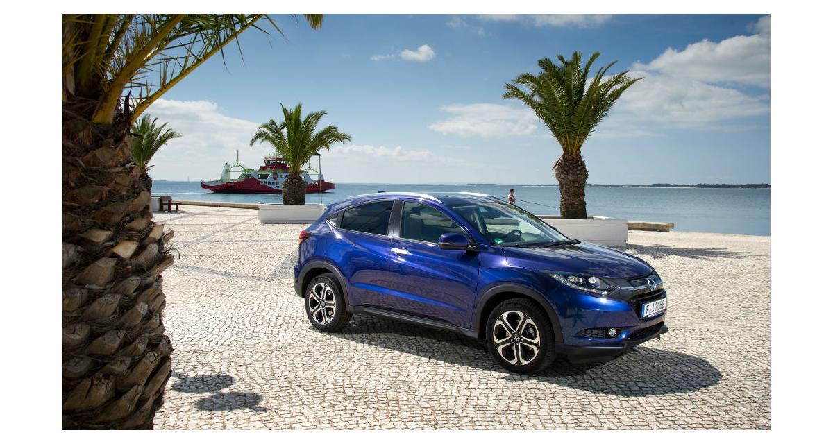 Honda HR-V : à partir de 21 000 €