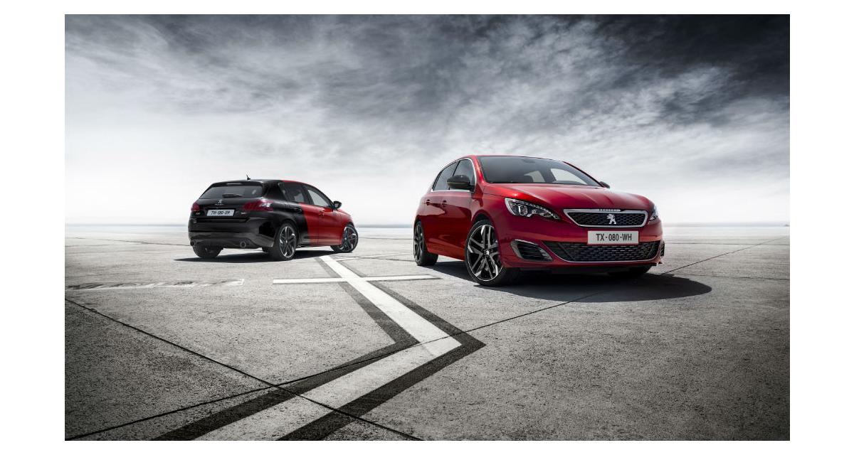Peugeot 308 GTi : les tarifs