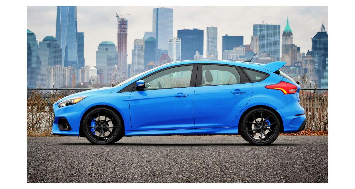 Nouvelle Ford Focus RS : elle fera 350 ch