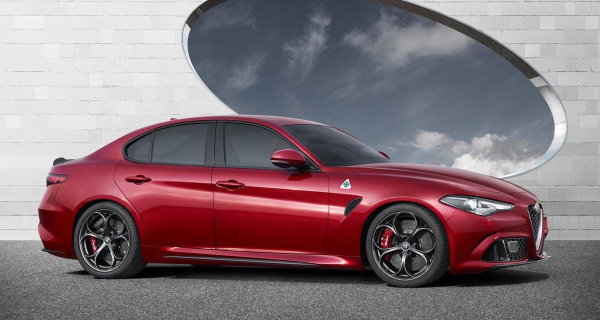 Alfa Romeo Giulia : retour en force