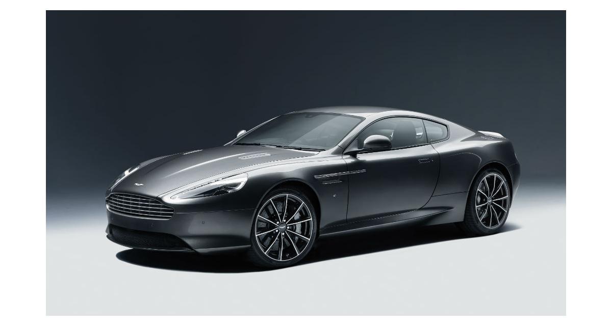 Aston Martin DB9 GT : tout sur la DB9 ultime