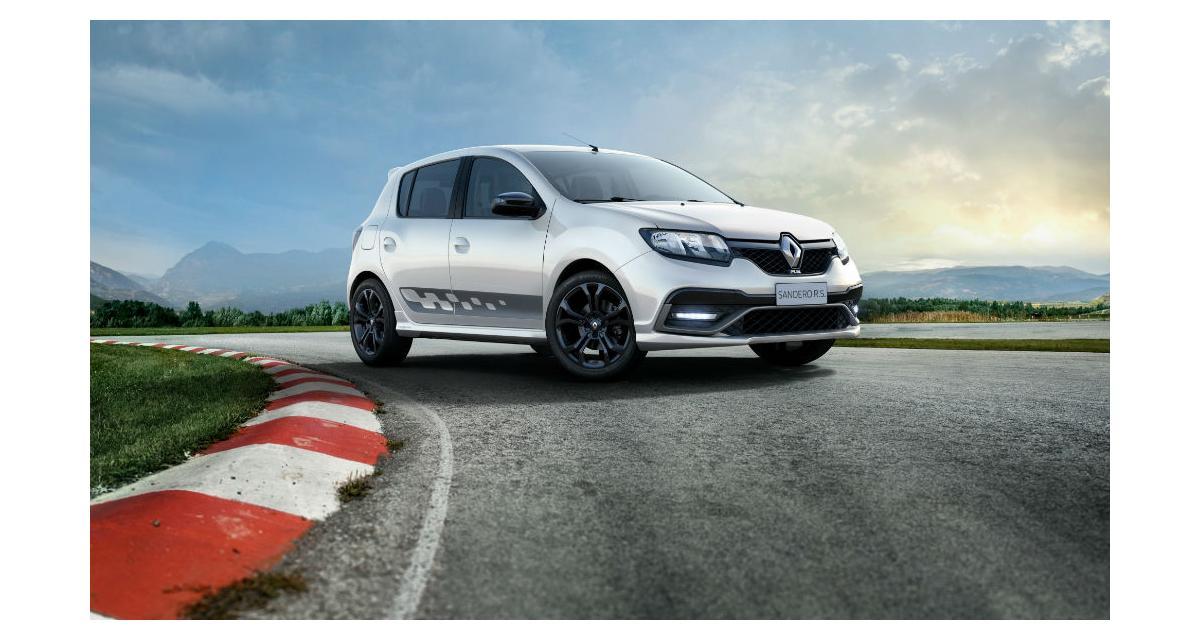 Sandero RS : La surprise de Renault