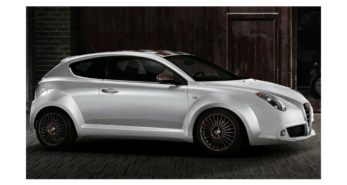 "Alfa Romeo : Une série spéciale ""Collezione"" pour les Giulietta et MiTo"