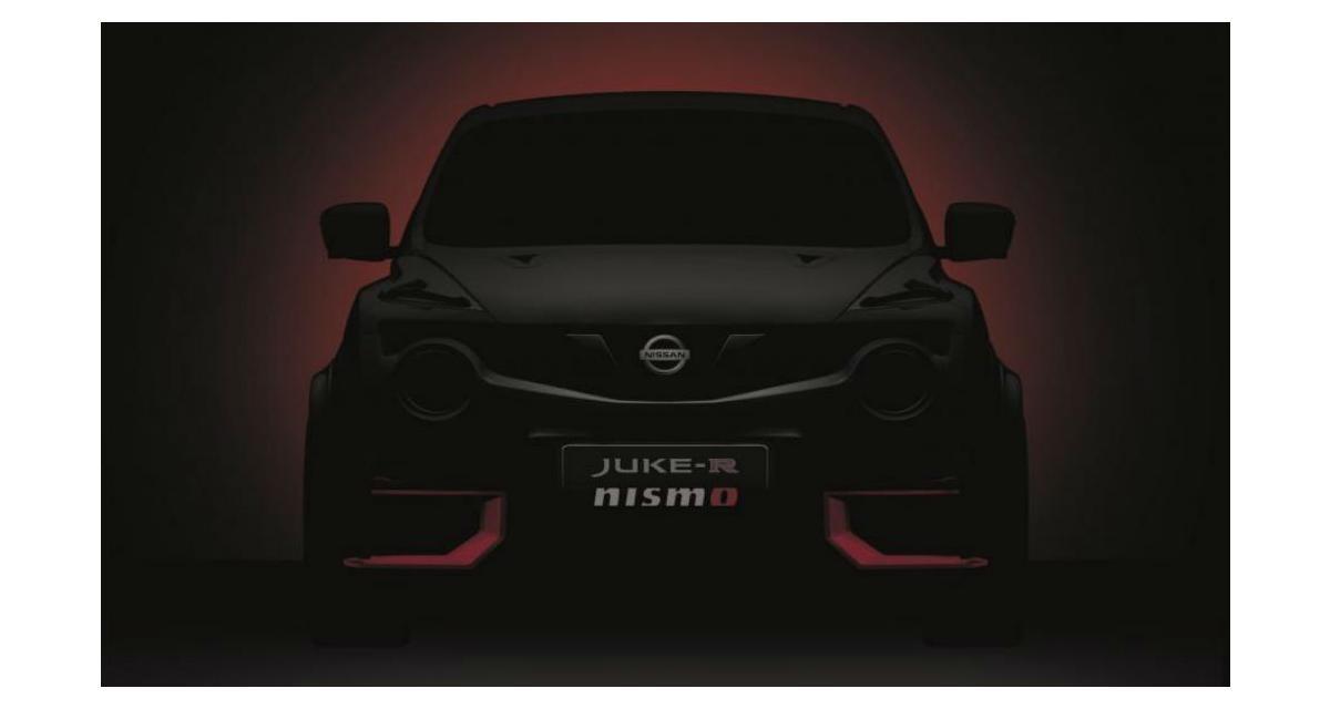 Nissan Juke-R Nismo : la bombe de retour