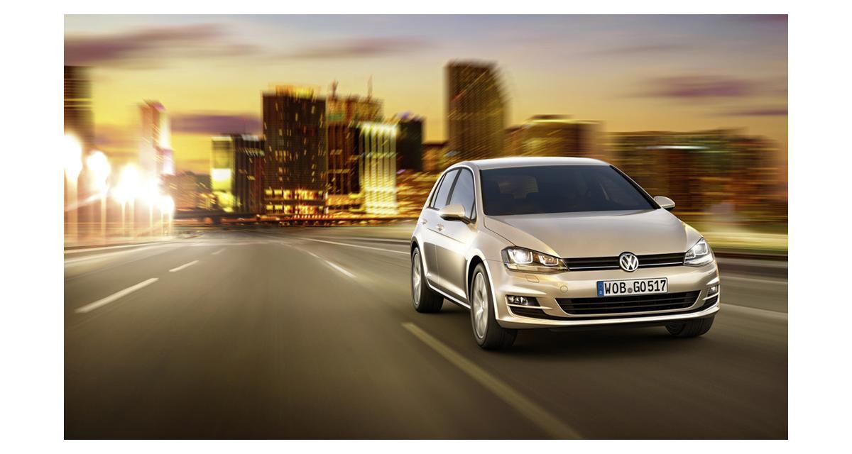 La Volkswagen Golf passe au trois cylindres
