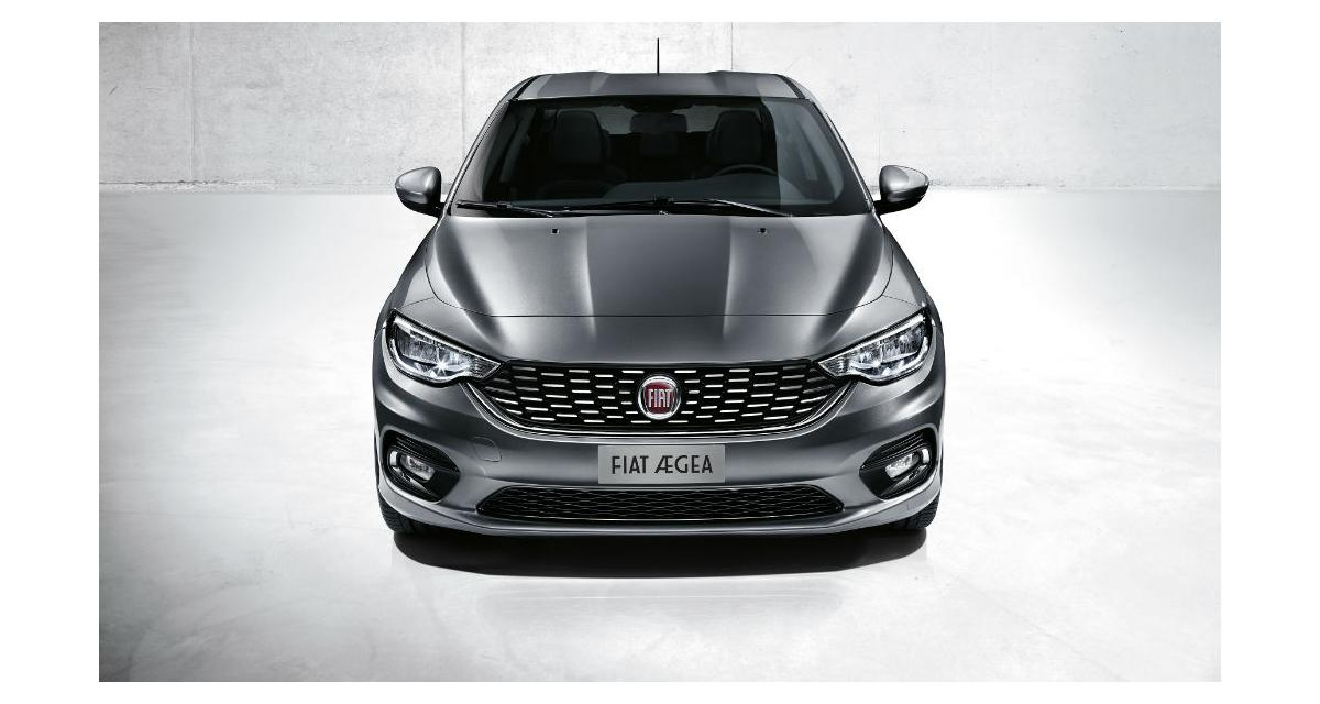 Fiat Aegea: La marque italienne dévoile sa future berline