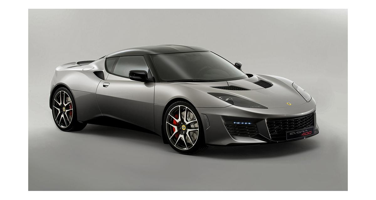 Lotus Evora 400: elle arrive!