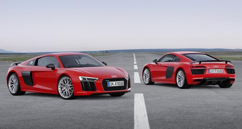 Audi R8 : disponible en juin à partir de 167 000 €