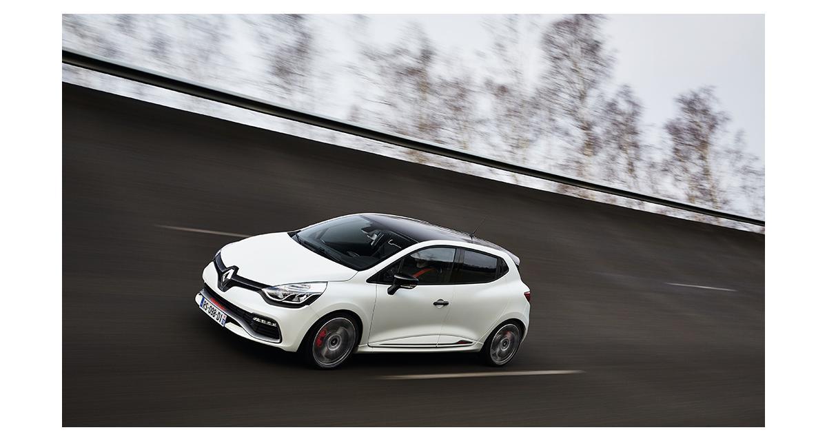 Renault Clio R.S. Trophy : à partir de 28 900 €