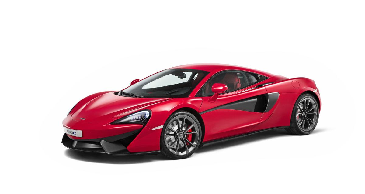 McLaren 540C : une supercar à prix d'ami