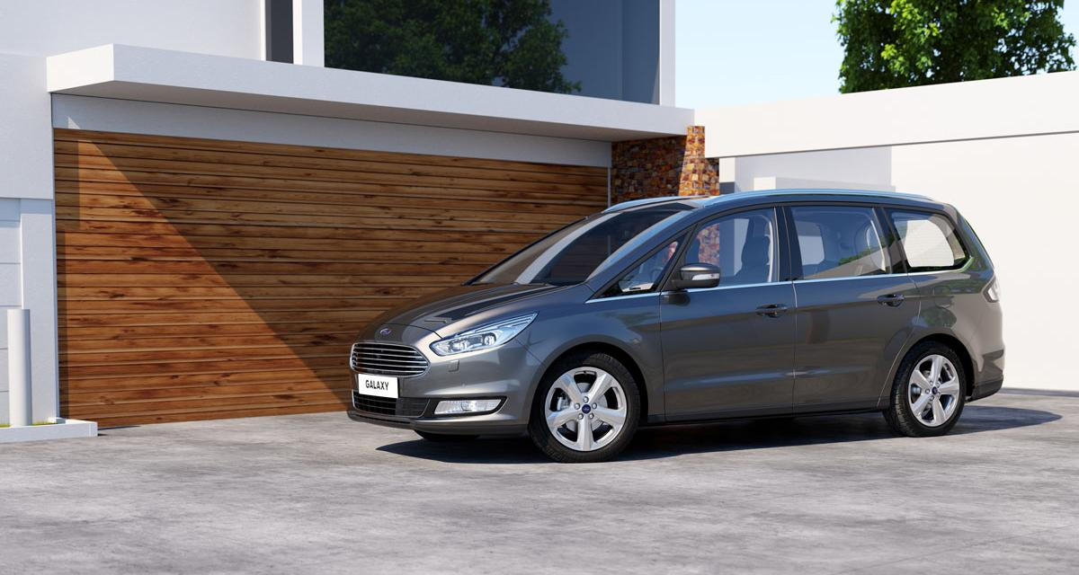 Ford Galaxy : l'esprit de famille