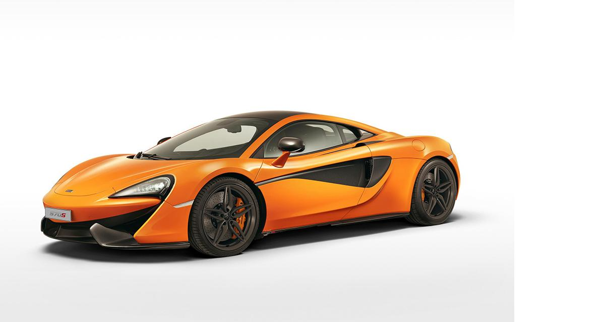 "McLaren 570S : une ""petite"" très ambitieuse"