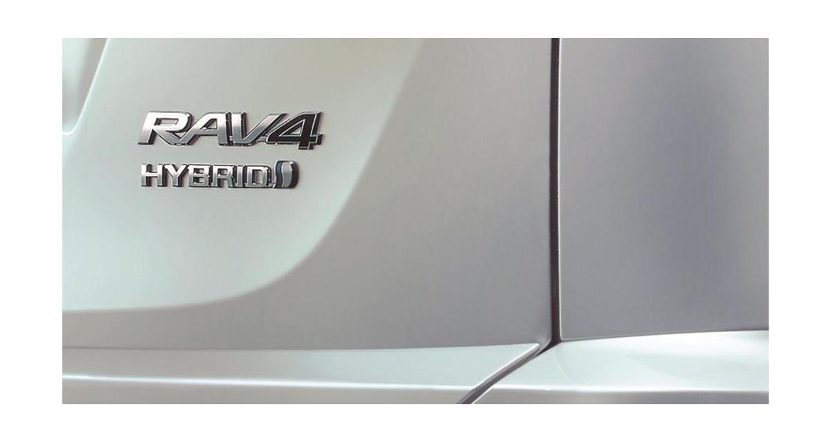Toyota RAV4 : l'hybride arrive