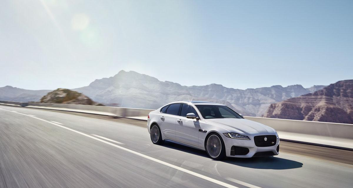 Jaguar XF 2015 : révolution de salon