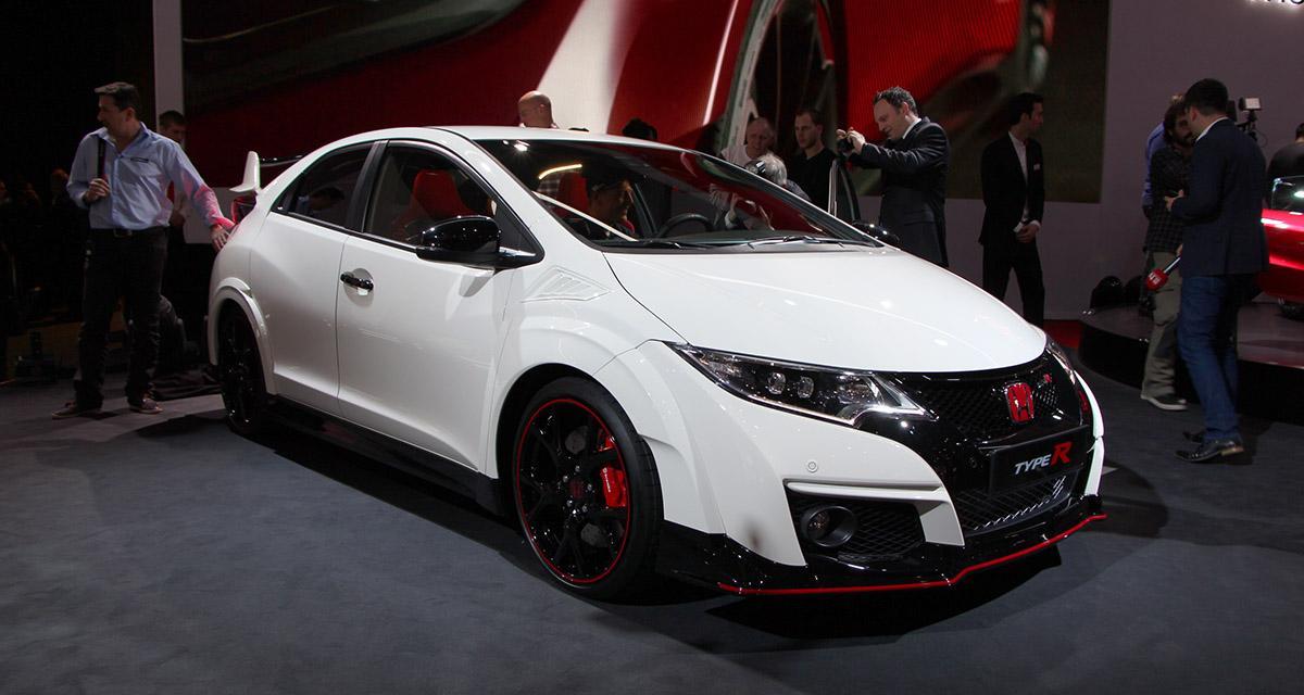 Honda Civic Type R : les tarifs