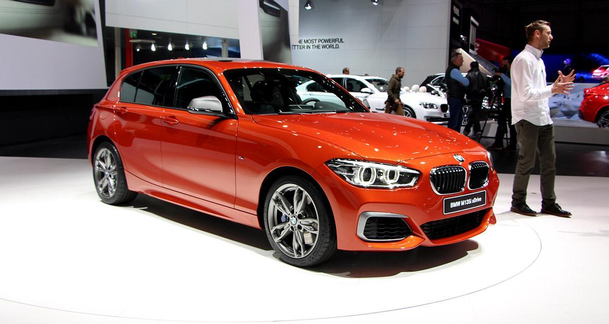 Salon de Genève 2015 : BMW Série 1 restylée