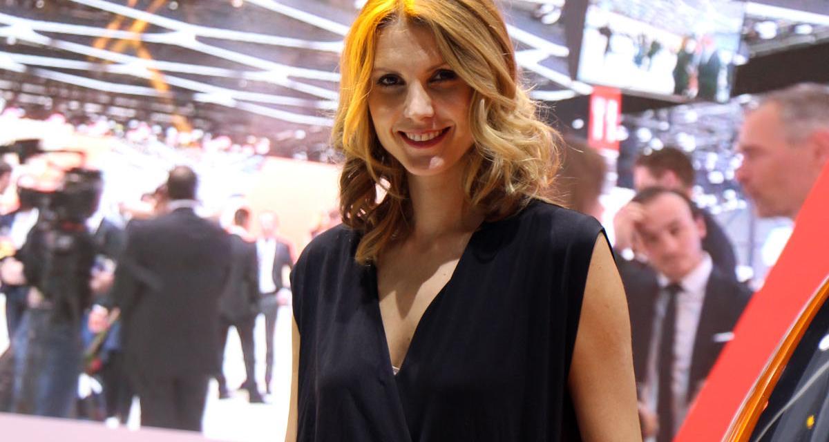 Salon de Genève (en direct) : toutes les photos des hôtesses