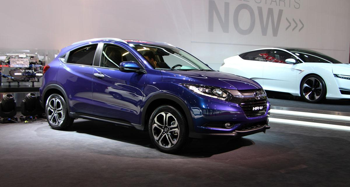 En direct du salon de Genève : Honda HR-V
