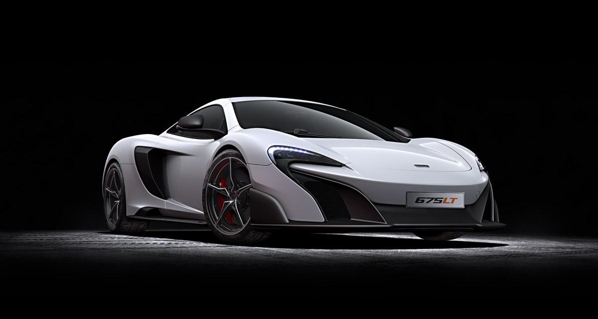McLaren 675LT : la volonté de puissance