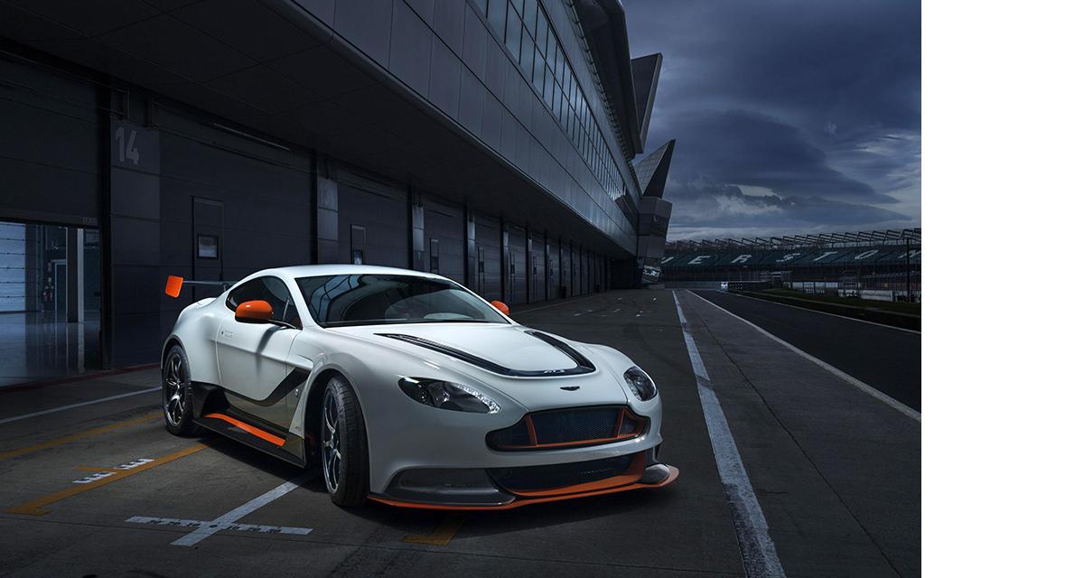Aston Martin Vantage GT3 : Ultime Vantage