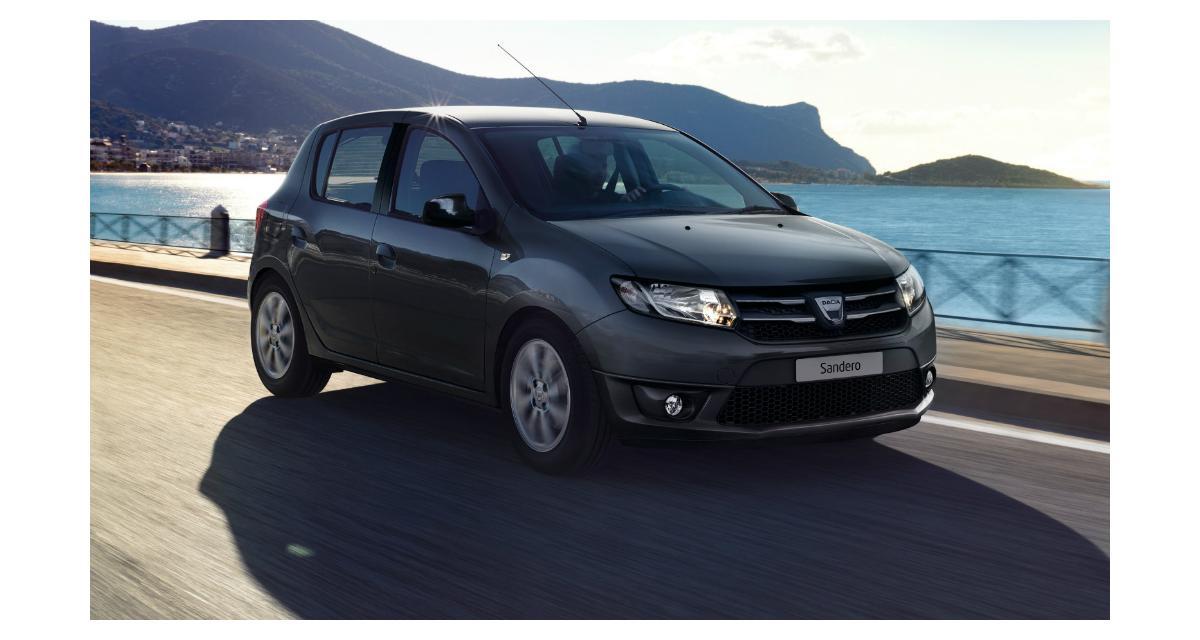 Dacia Sandero : une version sportive à Genève ?