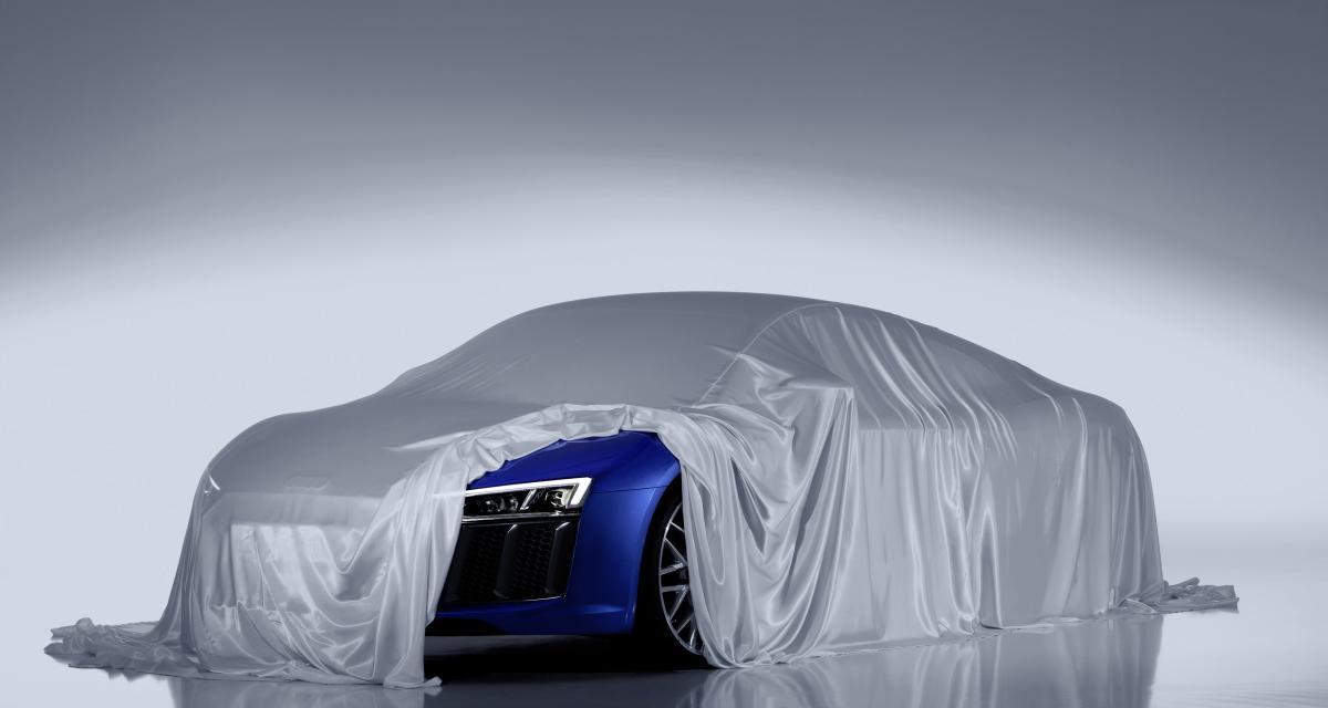 Audi R8 II : c'est elle