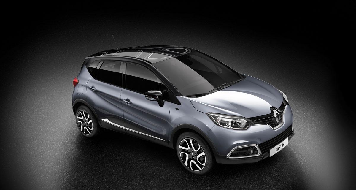 Un Diesel 110 ch et une Edition Pure pour le Renault Captur