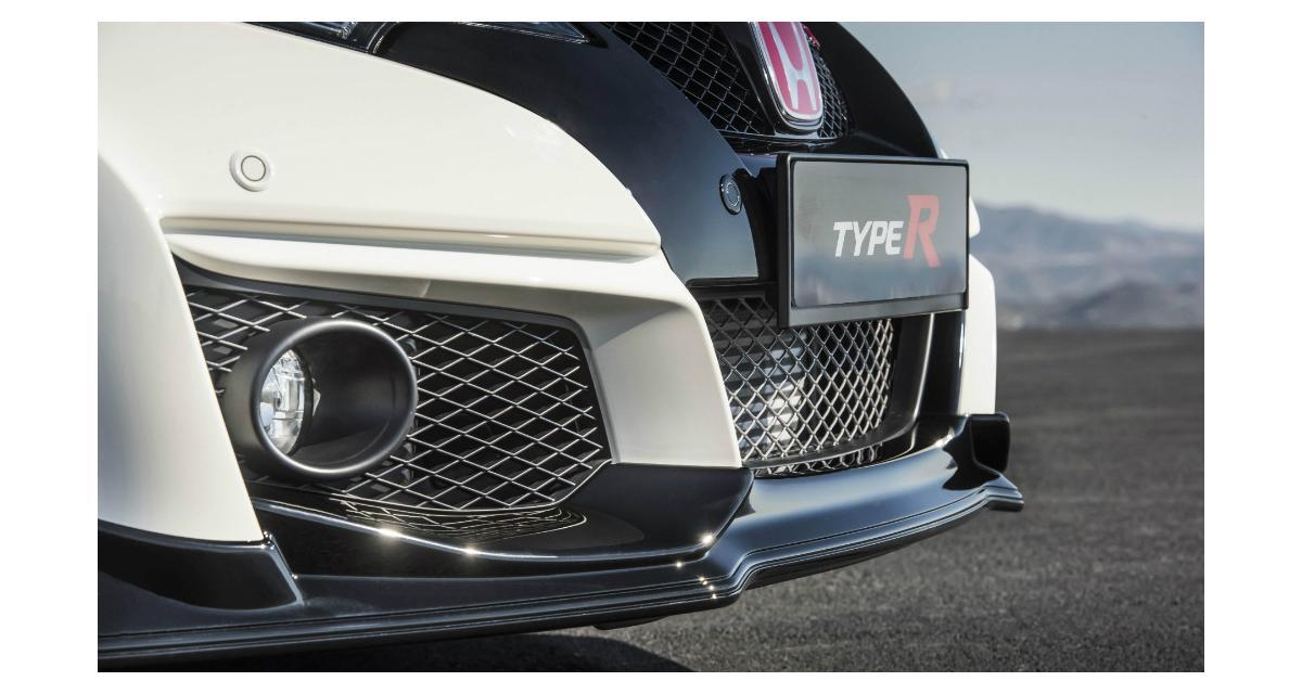 Nouvelle Honda Civic Type R : la plus rapide des tractions