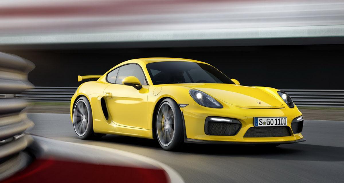 Porsche Cayman GT4 : lèse-majesté