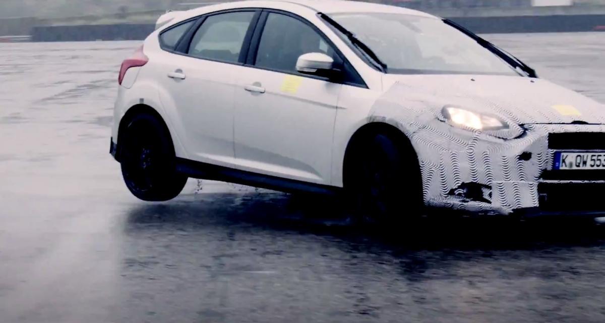 Ford Focus RS : suivez la présentation en direct