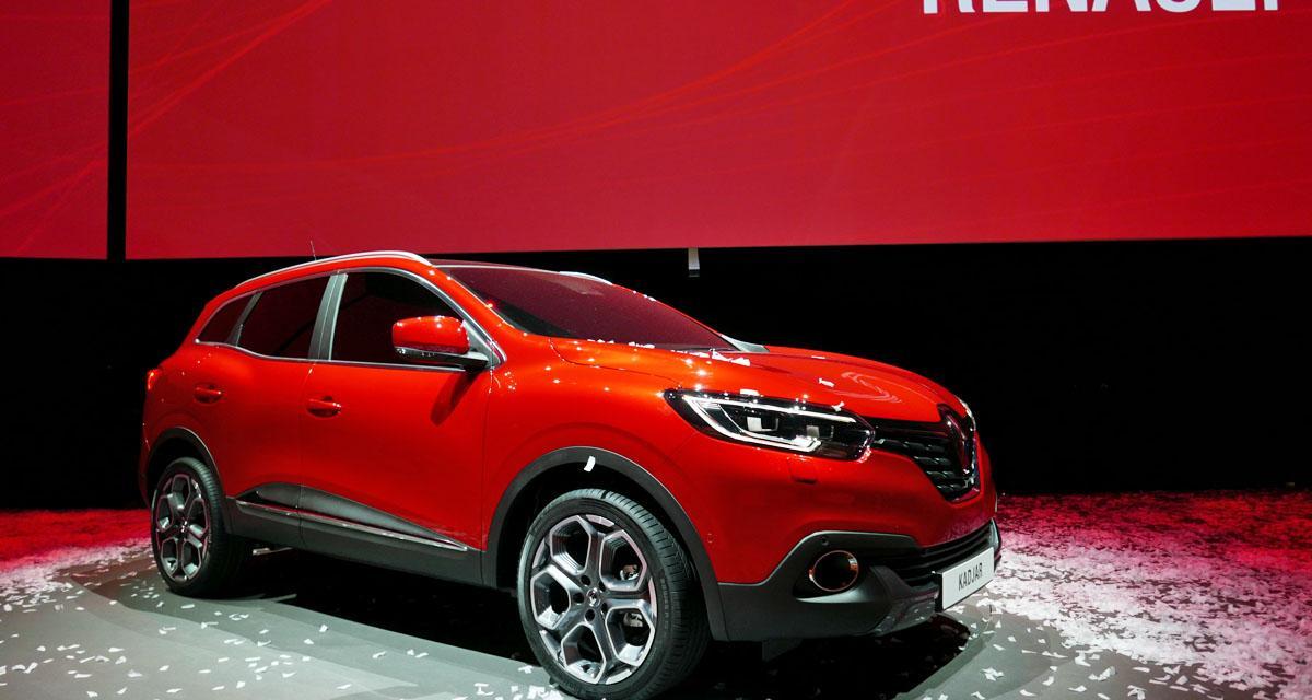 Renault Kadjar : les bons ingrédients