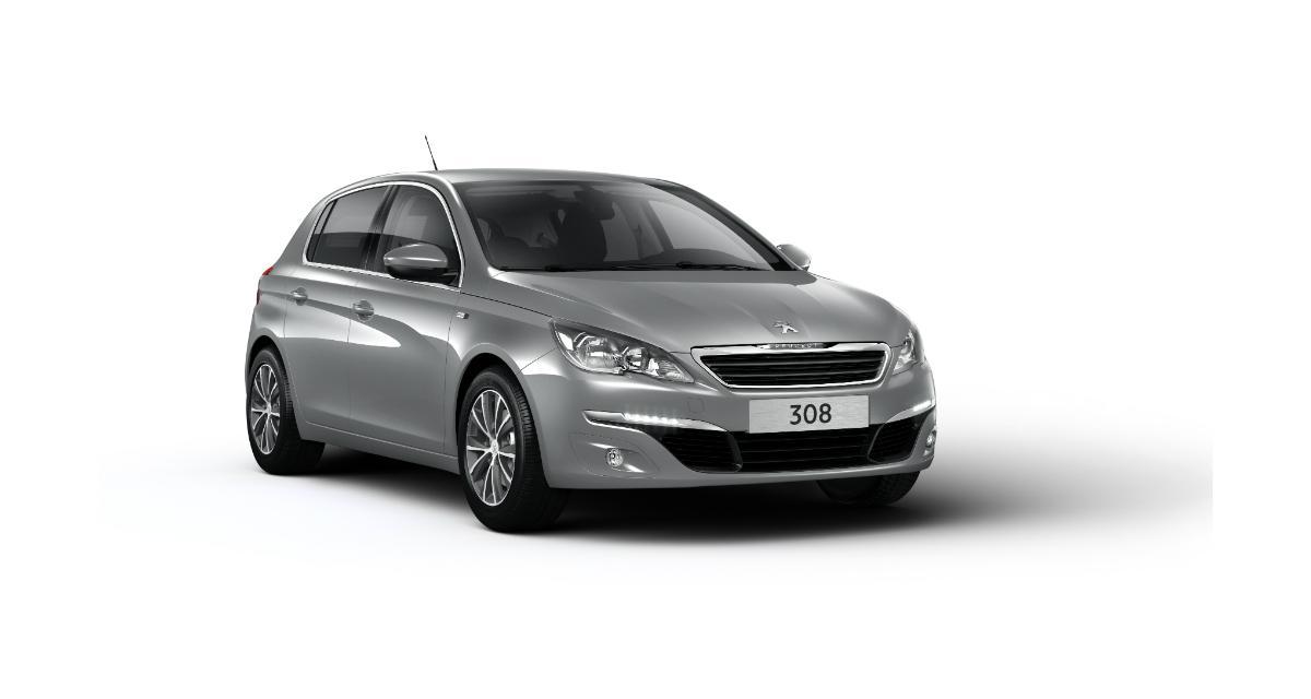 Peugeot 308 Style : une série spéciale suréquipée