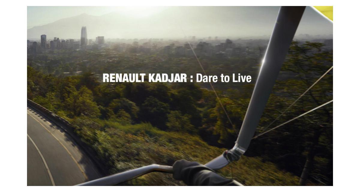 Renault Kadjar : rendez-vous le 2 février