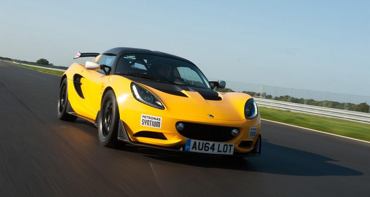Lotus Elise S Cup : l'échappée des circuits