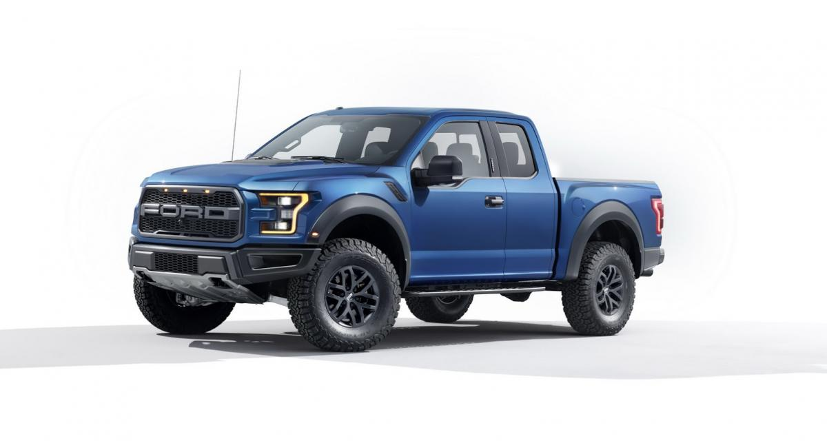 Ford F-150 Raptor : les photos
