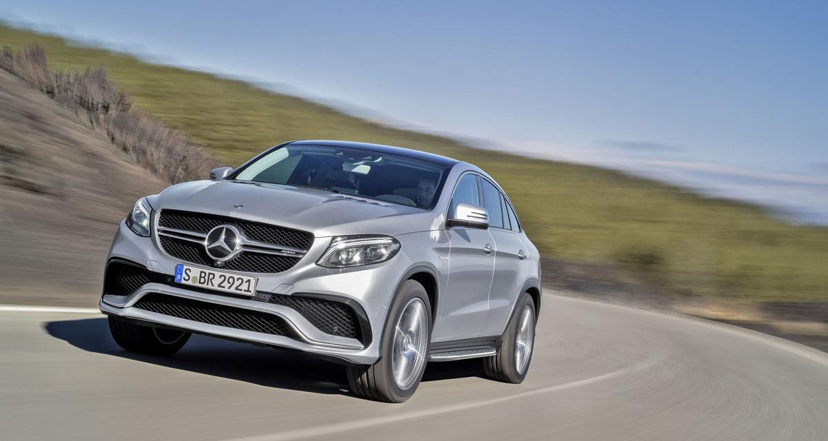mercedes amg gle 63 s coup artillerie lourde. Black Bedroom Furniture Sets. Home Design Ideas