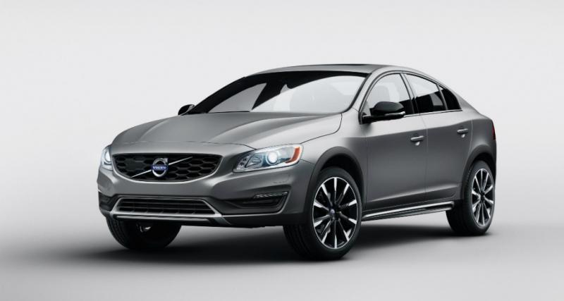 Volvo S60 Cross Country : évolution de l'espèce